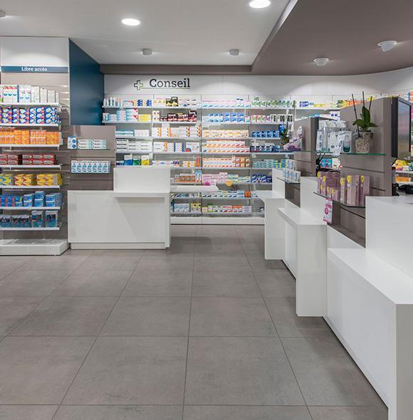 Media6 pharmacie r novation de pharmacie d 39 officine - Le comptoir des pharmacies ...